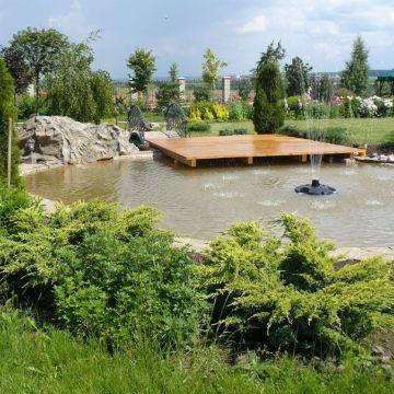 Искусственный пруд для купания