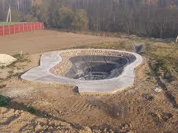 пруд водоем: строительство пруда водоема